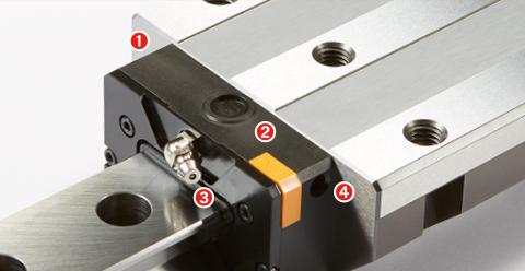 Multiple Lubrication Ports